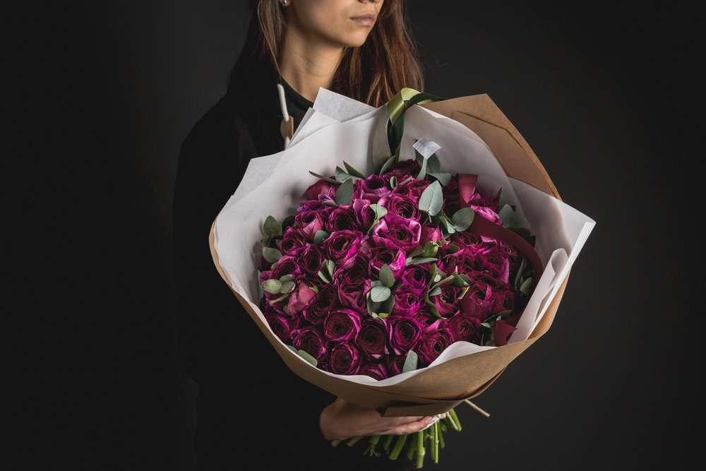 Доставка цветов новослободская дружба, больших букетов киев